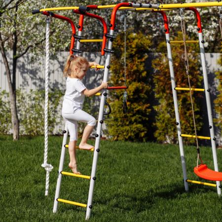 Spatiu de joaca de exterior, complex  ROMANA Acrobat 2 [8]