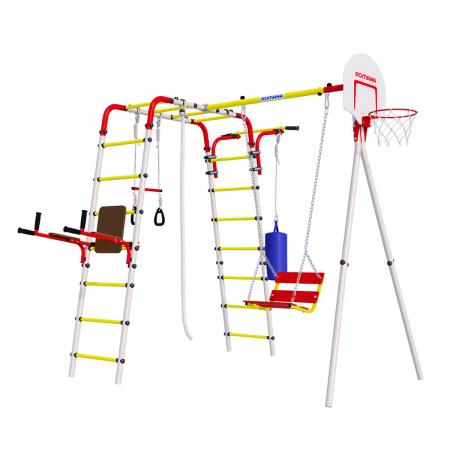 Spatiu de joaca de exterior, complex ROMANA Fitness [1]