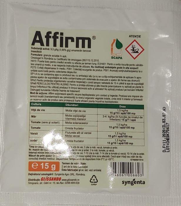 Affirm (1,5g) [0]