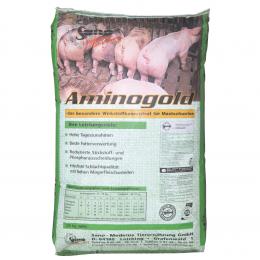 Premix Vitamine Minerale pentru Îngrășare Porci Sano Aminogold Forte 25 kilograme [0]