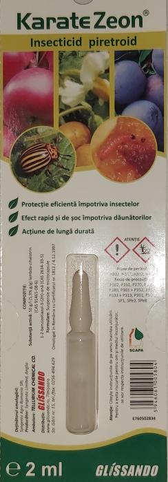 Karate Zeon-insecticid (2ml) [0]