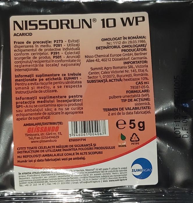 Nissorun (5g) [0]
