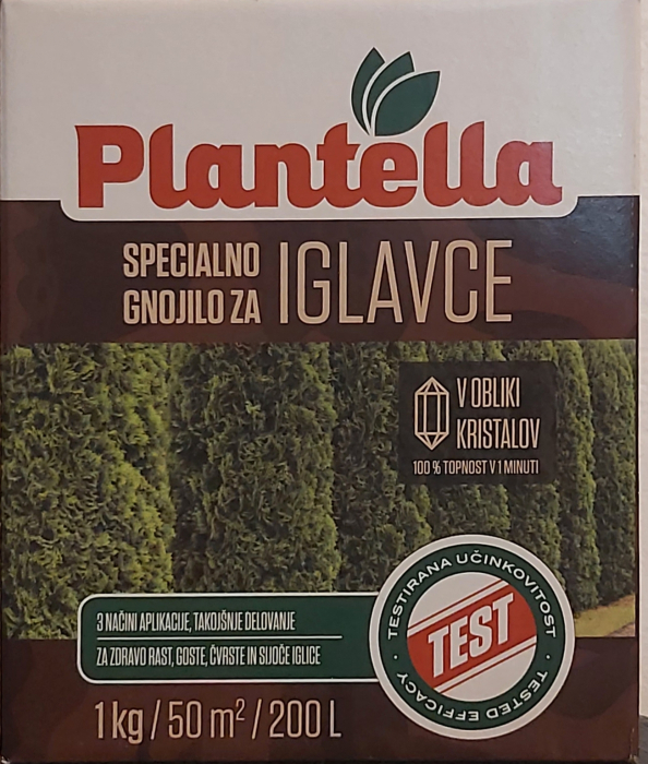 Plantella îngrășământ special pentru coniferi 1kg [0]