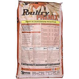 Premix Vitamine Minerale pentru Pui de Carne Broiler 25kg [0]