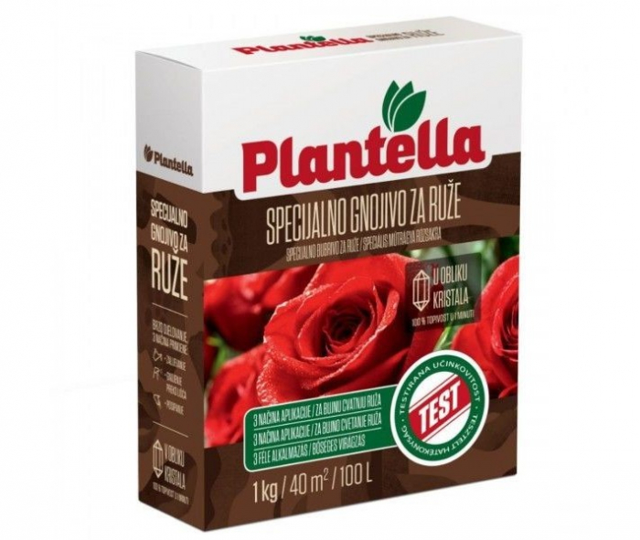 Plantella îngrășământ special pentru trandafiri 1kg [0]