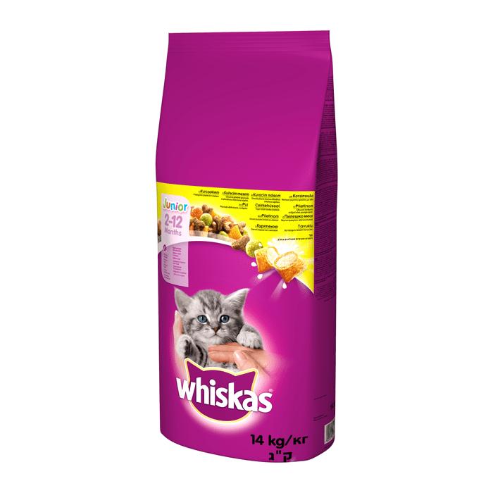 Whiskas Junior (pisici) 14kg [0]