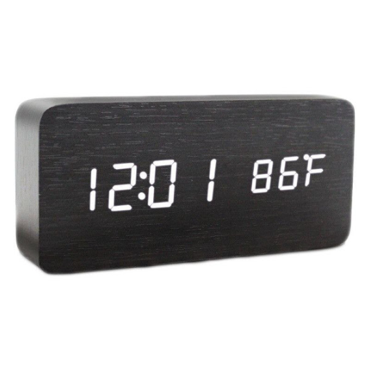 ceas digital lemn [0]