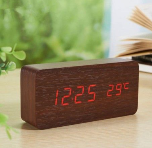 ceas digital lemn [2]