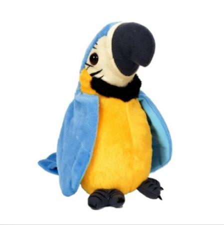 papagal albastru [0]