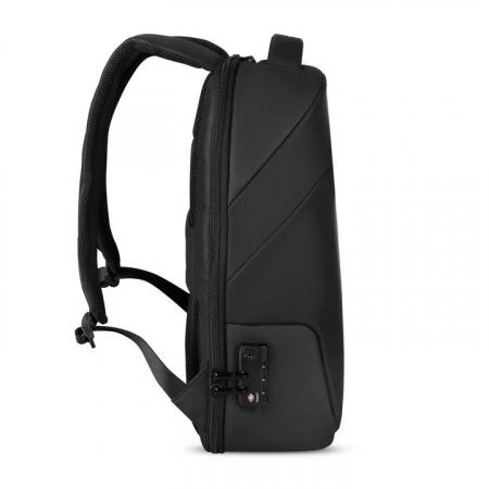 "Rucsac Laptop Antifurt 15.6"" Smart USB MODERNO [3]"