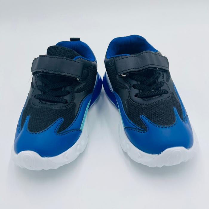 Incaltaminte copii C-081 BLACK BLUE [2]