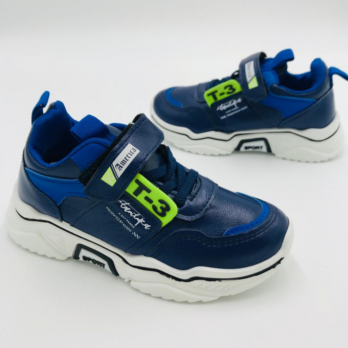 Incaltaminte copii F-12 BLUE [0]