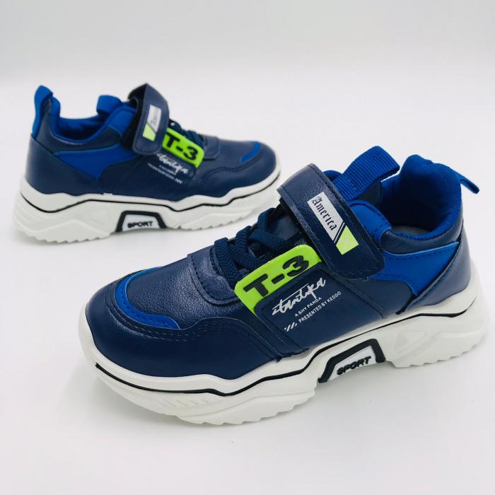 Incaltaminte copii F-12 BLUE [2]
