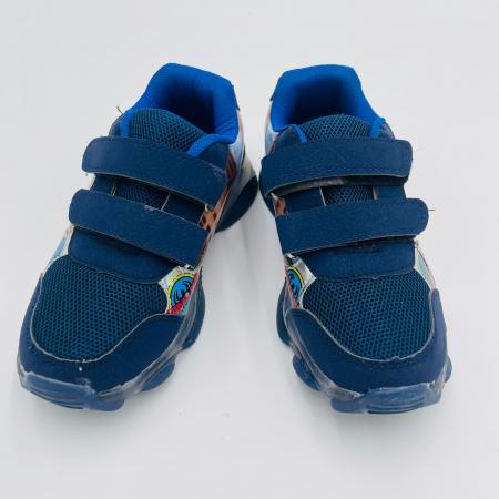 Incaltaminte copii cu leduri CQ 624 D.BLUE [2]