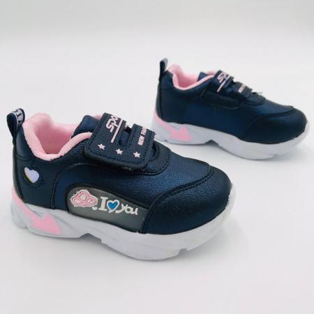 Incaltaminte copii ZJ-10 BLUE PINK [2]